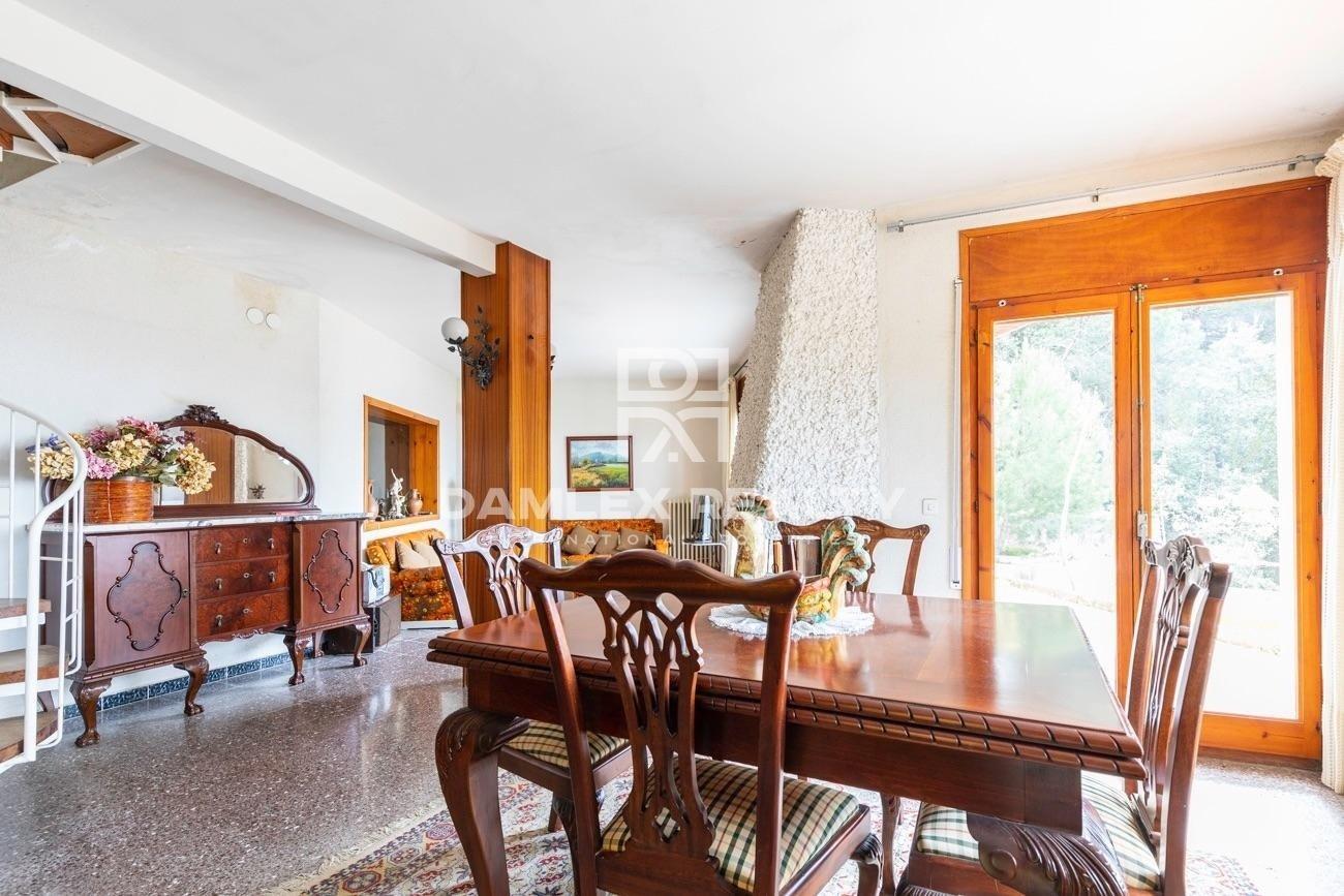 Fantástica casa con vistas al mar en Roca Grossa
