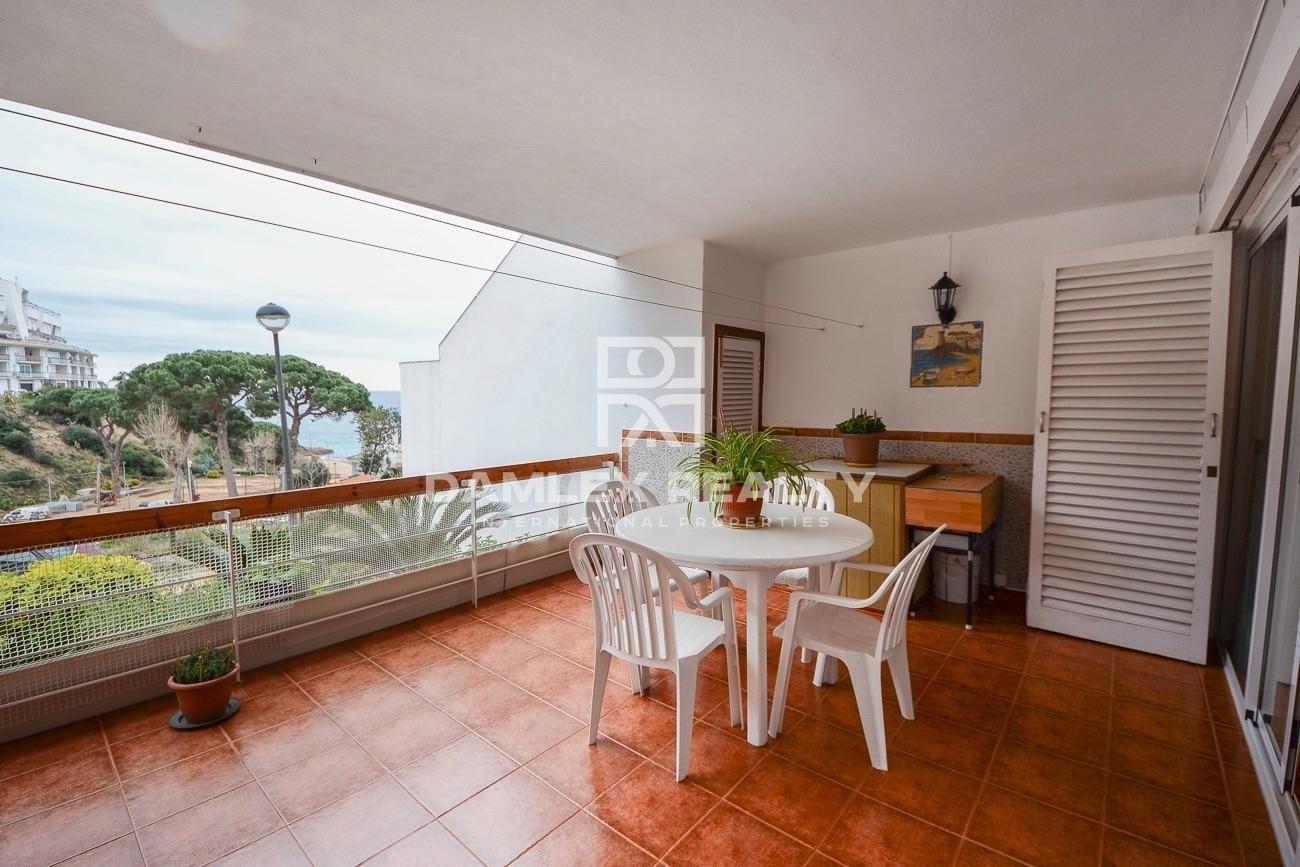 Apartamentos con vistas al mar en Tossa de Mar