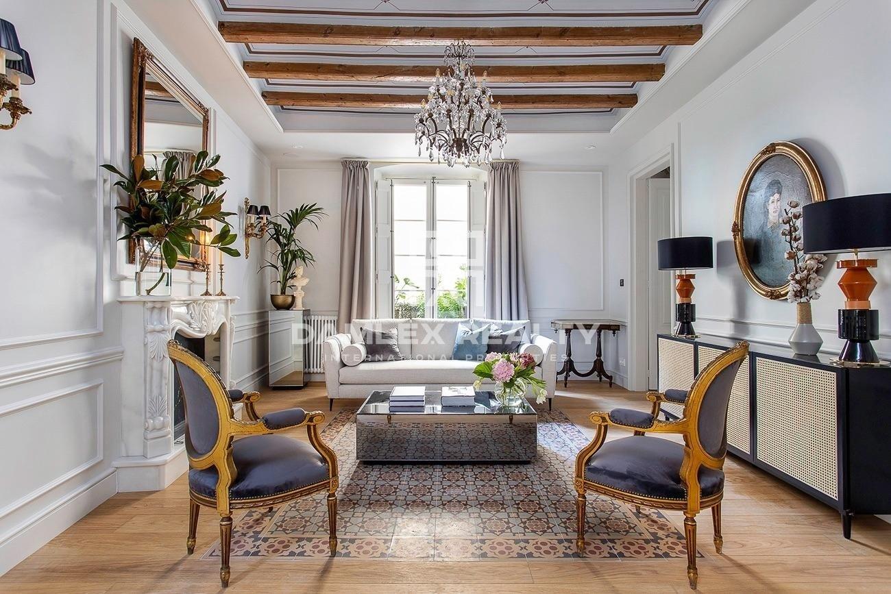 Apartamento totalmente reformado cerca de la Catedral de Barcelona