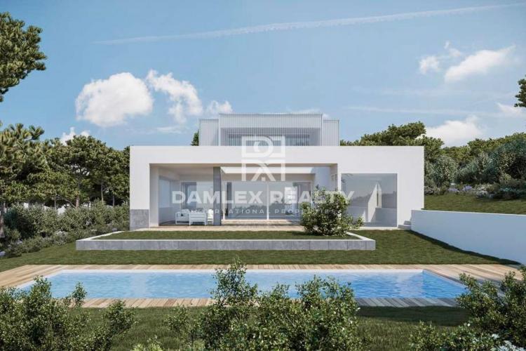 Villa contemporanea en el Golf PGA Catalunya Resort