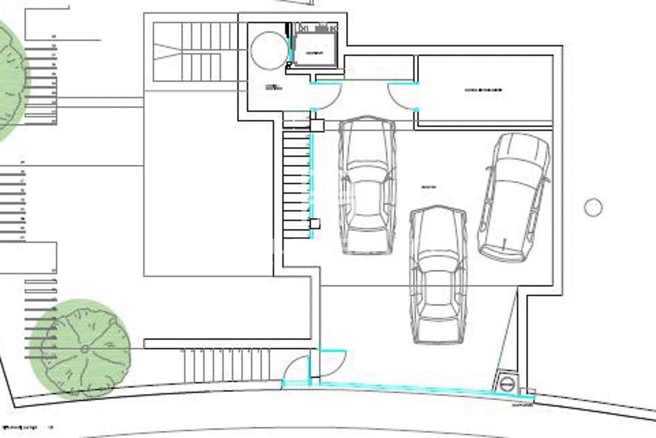 Nueva promoción de vivienda unifamiliar ubicada en la urbanización els Pinars de Lloret de Mar