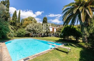 Casa bonita ubicada a 500 m de la cala de Aiguablava.