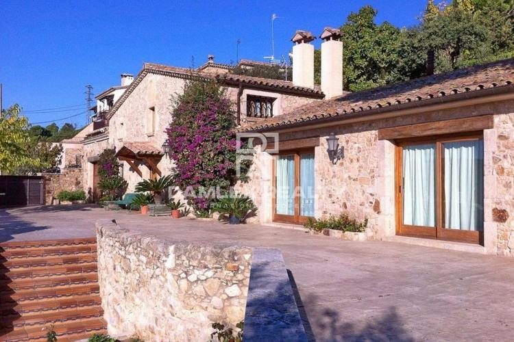 Chalet en urbanización tranquila cerca del centro de Platja d`Aro