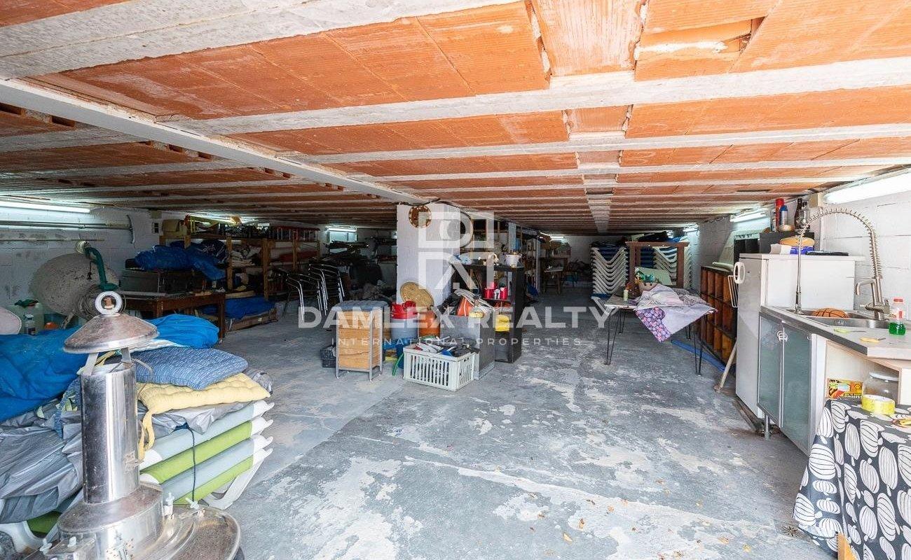 Casa en la urbanización Los Pinares de Lloret de Mar