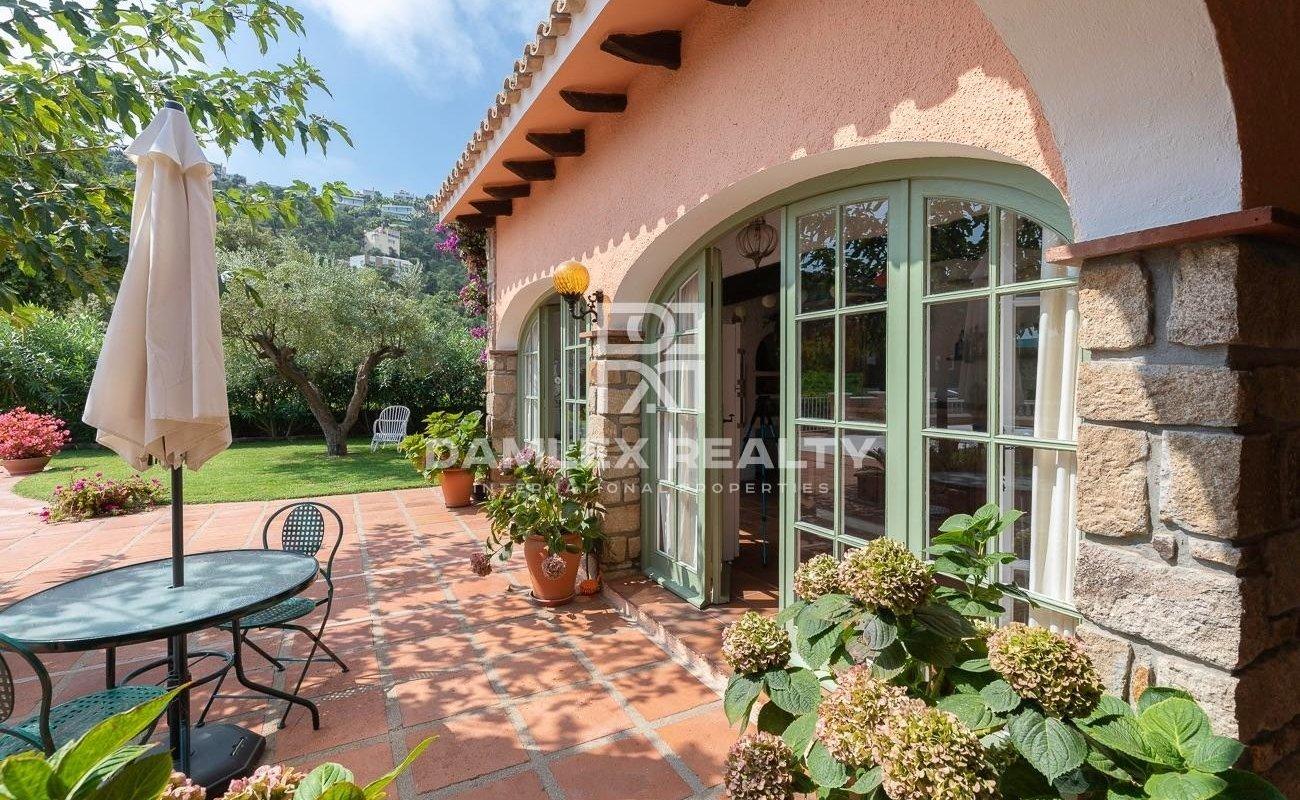 Gran Villa Aislada en Platja D´Aro Con Piscina